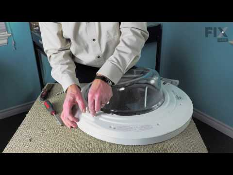 How To Reverse The Dryer Door Opening Direction On A Fr