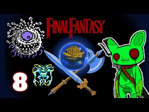 Final Fantasy 1 (NES) [8] - TROLL CHEST!