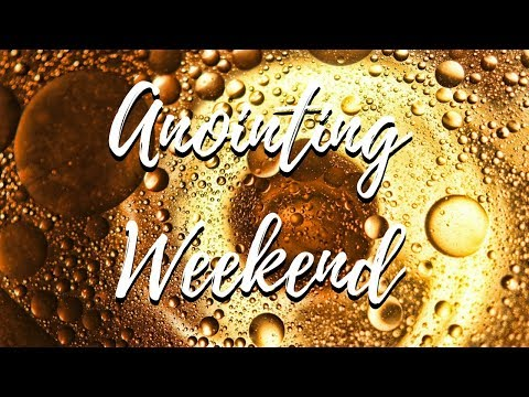 The Glory // Anointing Weekend 5 // Joshua Mills