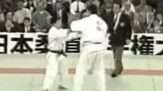 JUDO 1990 All Japan:  Naoya Ogawa 小川 直也 (JPN) - Toshihiko Koga 古賀 稔彦 (JPN)