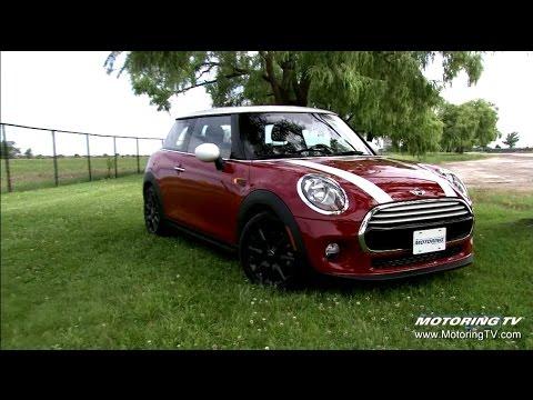 Test Drive: 2015 Mini Cooper