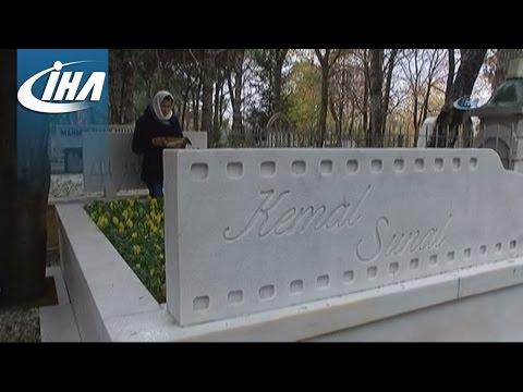 Kemal Sunal'ı, Doğum Gününde Mezarı Başında Andılar