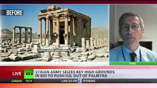 'Palmyra is not just an archaeological site it is a symbol of Syria' – UNESCO