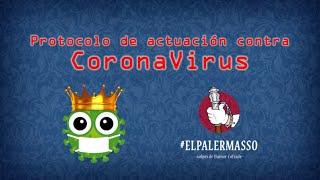 Protocolo de actuación contra Coronavirus.