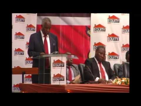 Equity Bank Extraordinary General Meeting
