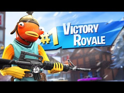 Ninja's 5000th Victory Royale!!
