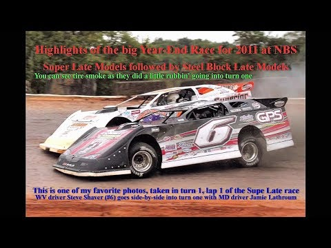 The Fall Classic from Natural Bridge Speedway on 10-2-11