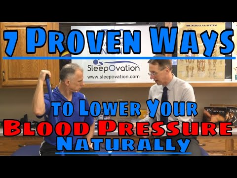 7 Proven Ways to Lower Your Blood Pressure Naturally