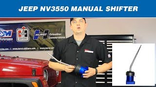 b manual sportshifter for 1999 2004 jeep wrangler 4 0l i6 with nv3550 transmission 45048