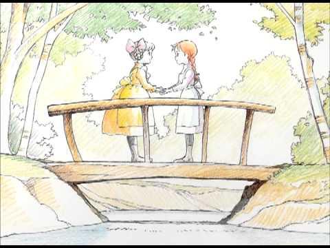 Akage no Anne / Anne of Green Gables (1979) Opening Theme - Kikoeru Kashira (Oowada Ritsuko)