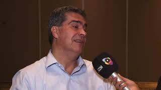 Capitanich, Tras El Acto De Alberto Fernandez En El Chaco