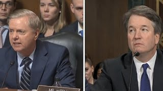 During a hearing Thursday, Sen. Lindsey Graham slammed Democrats for the handling of sexual assault accusations against Supreme Court nominee Brett ...