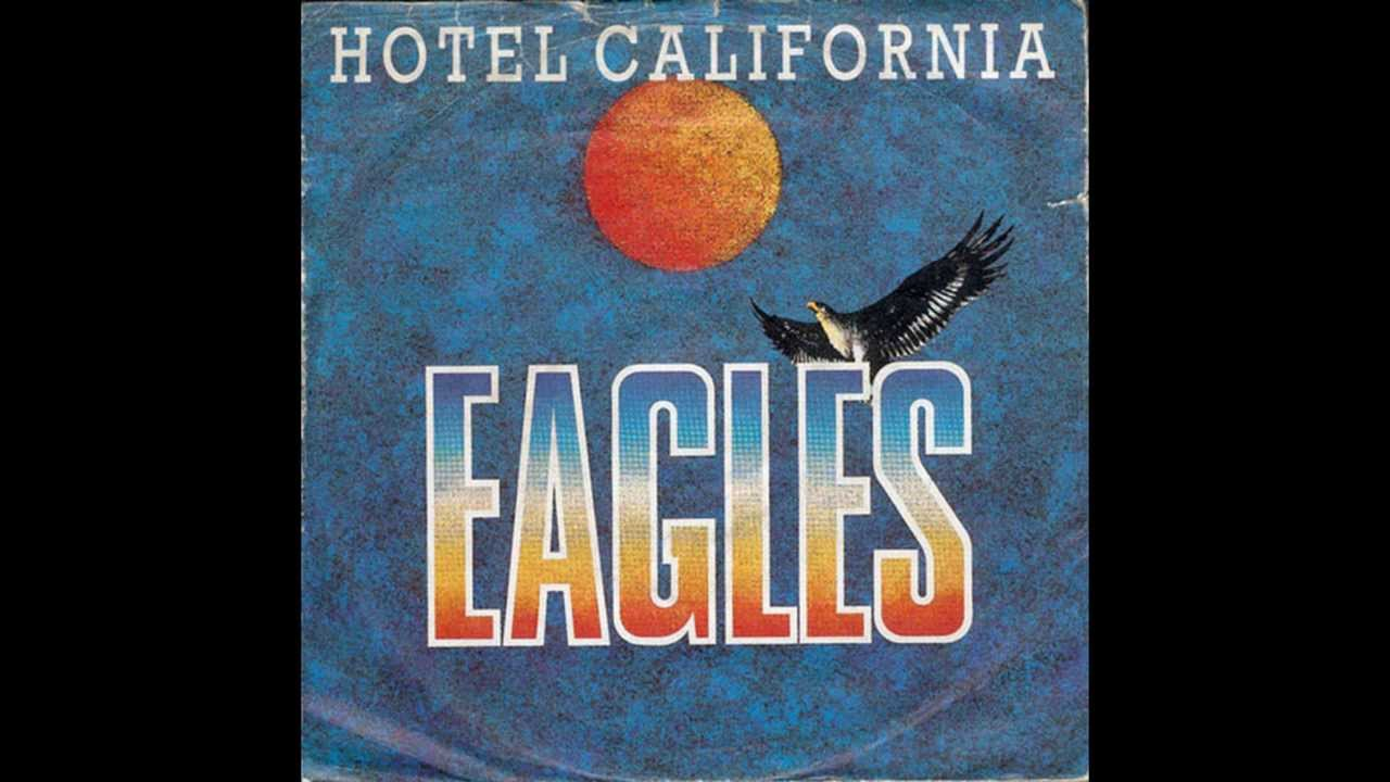 The Eagles Youtube The Eagles Hotel California Mash Up With Ugress Youtube