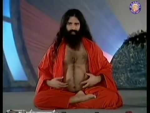 Baba Ramdev Pranayam Yoga Asanas in Hindi