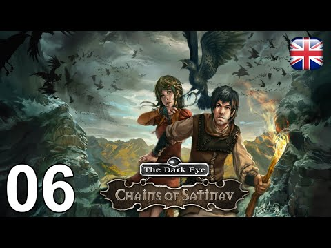 The Dark Eye: Chains of Satinav - [06] - [Ch. Four - Part 2] - English Walkthrough - No Commentary |