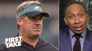 The Eagles are the biggest losers of the NFL trade deadline - Stephen A. | First Take