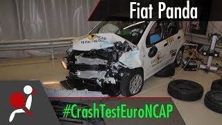 Fiat Panda - 2018 - Crash test Euro NCAP