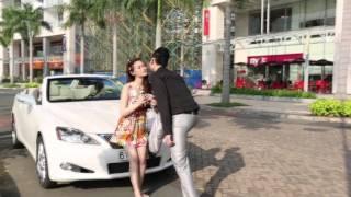 Bạn gái của  ông trùm ma túy Hoàng Béo đóng MV Gangnam Style phiên bản đám cưới vui vẻ của Phúc Nelly