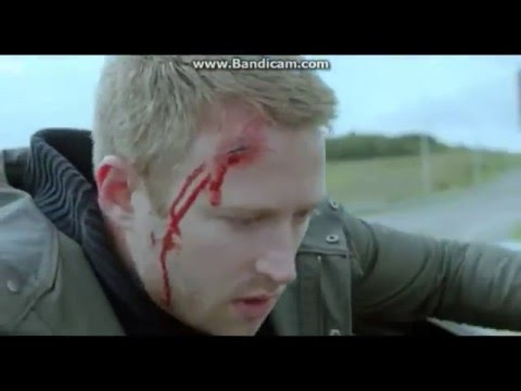 Cal Crashes & Gets Caught in Explosion | Casualty