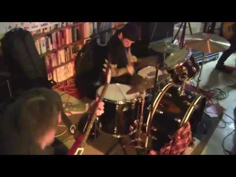 Church Whip - Record Store Day Mosh Pit @ Mojo Books and Music Tampa Fl 4/20/13