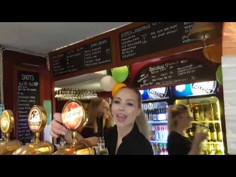 Işyerimi Tanıtıyorum - Stockholm'de Aziz Patrick Günü - Vlog