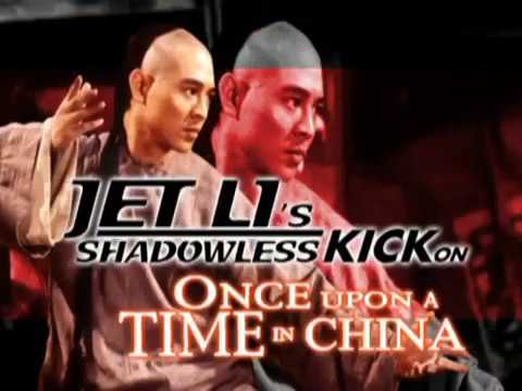 Jet Li - Shadowless Kick