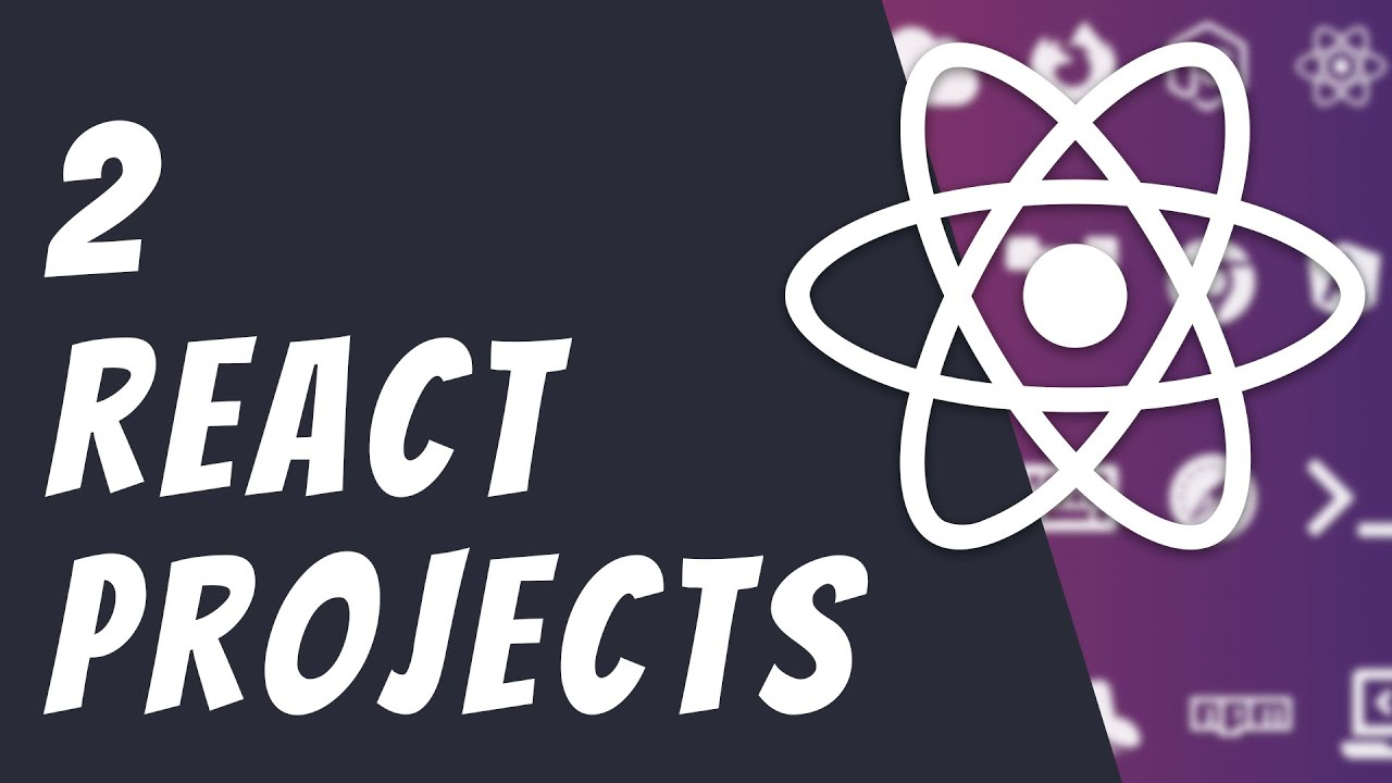Code React Projects - Learn React like it's 2025
