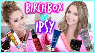 Unboxing: Birchbox vs. Ipsy - OCTOBER | eleventhgorgeous thumbnail