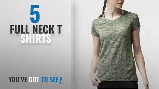 Top 10 Full Neck T Shirts [2018]: 2GO Active Wear Round Neck Half Sleeves Go Dry T-Shirt