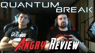 Гневный Обзор - Quantum Break