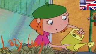Lazy Lucy - Dog Hair Spray S01E01 HD | Cartoon for kids