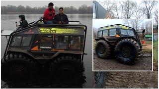 Off Road Rode with Monster Truck Of Ukraine