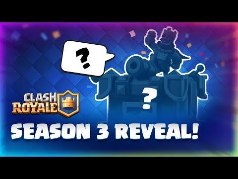 Clash Royale Season 3 Reveal! 💪 TV Royale September Update News & Balance Changes