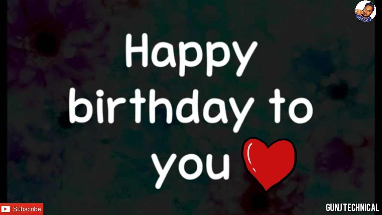 Birthday Wishes Video Download for Mobile