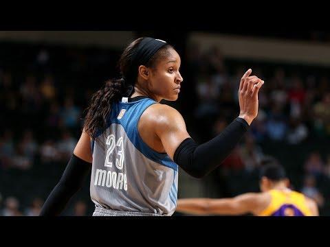 Maya Moore WNBA All-Star 2017 Season Highlights