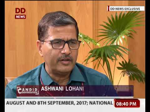 Candid Conversation with Railway Board Chairman Ashwani Lohani | 10/09/2017