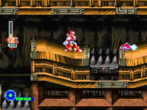 Mega Man X5 Playthrough  Part 1: Screw the boss order we're doing this the hard way