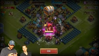Awesome Rolling Session With mj8 210k Might Castle Clash Player