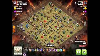 ATTACK TH 12 BOWITCH with PEKKA