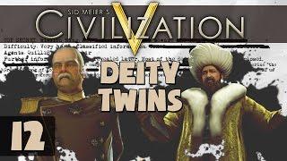 Civilization 5 Deity Twins Ring World - Part 12