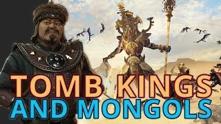 Video Tomb Kings and Mongols - Gaming News! download MP3, 3GP, MP4, WEBM, AVI, FLV Januari 2018