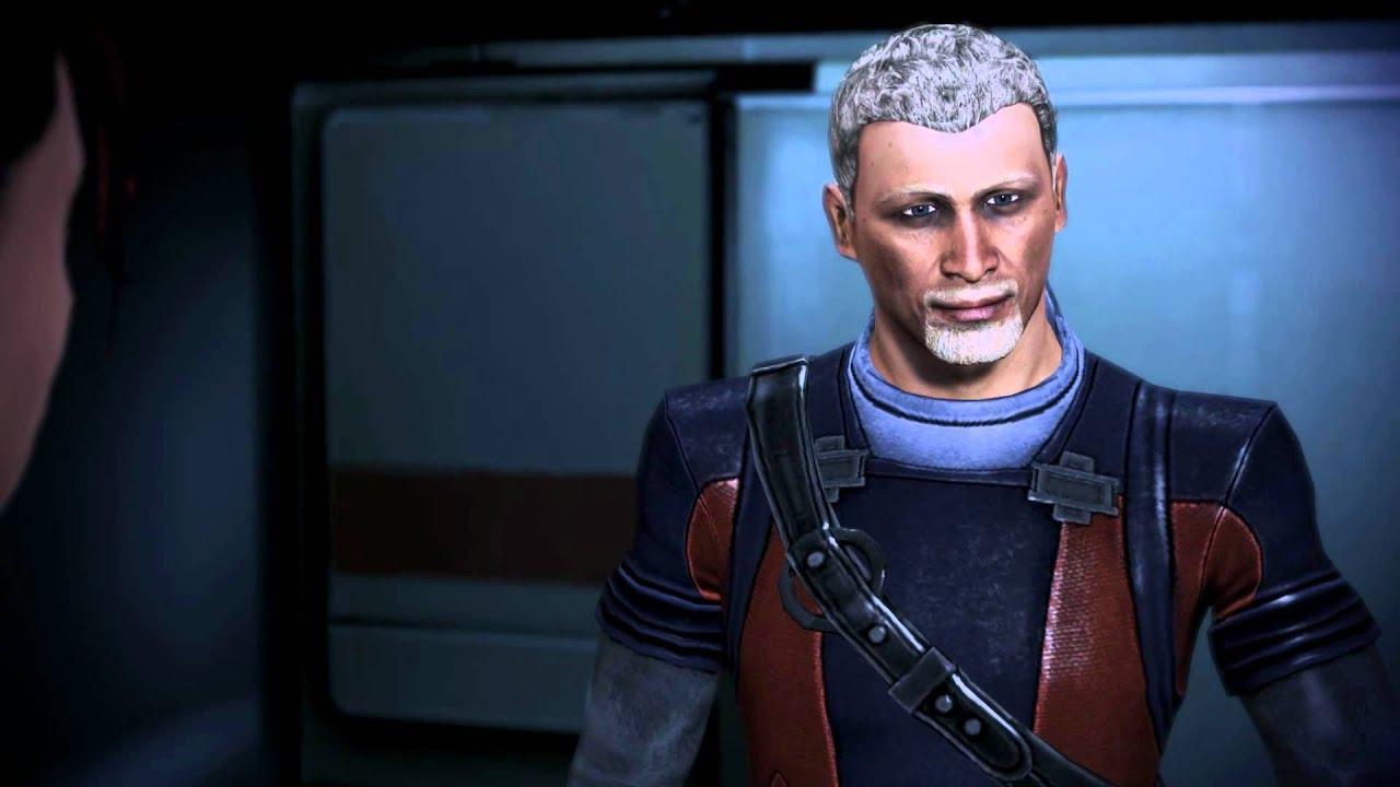 Conrad Verner Mass Effect 3 (HD)