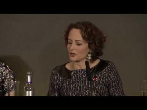 Nina Jacobson - Mockingjay Part 1 International Press Day