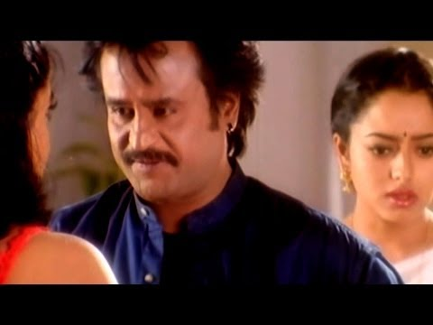 Narasimha Movie || Athiga Aasha Pade Aadadi Dailogue By Rajanikanth