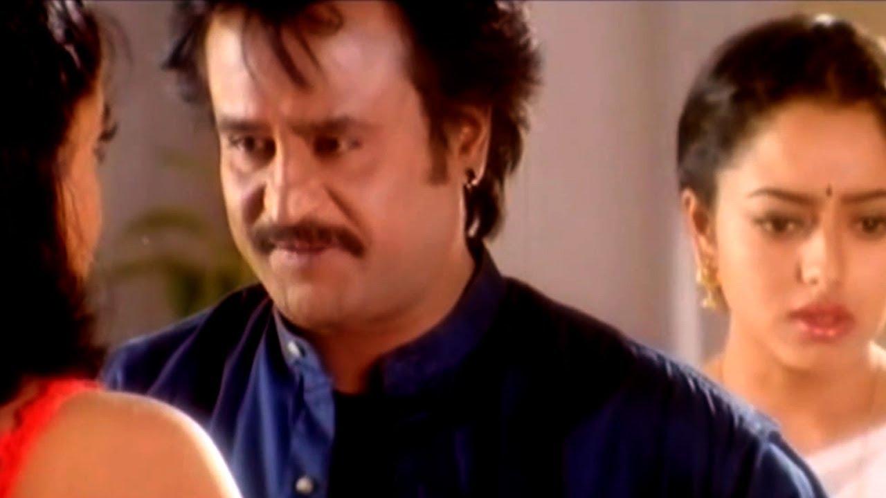 Narasimha Movie || Athiga Aasha Pade Aadadi Dailogue by Rajanikanth