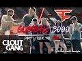 FaZe Clan & Clout Gang Drive Gumball 3000!