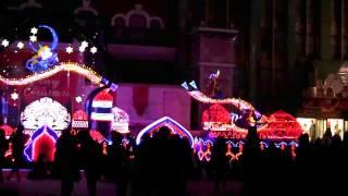 USJ Magical Starlight Parade Christmas.   Arabian