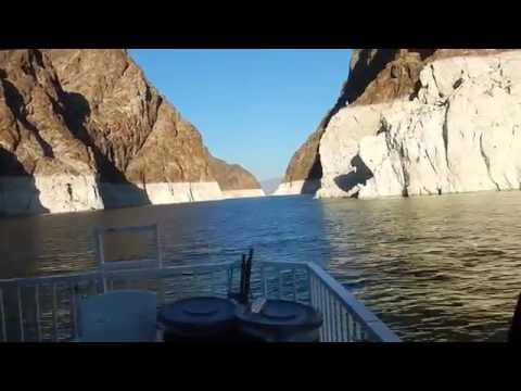 Patrick's Bachelor Party House Boating On Lake Mead Nevada