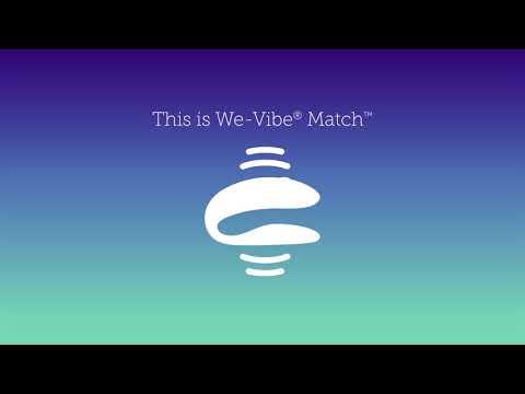 We-Vibe Match Informative Video