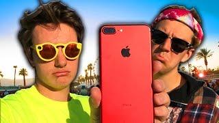 I Got My iPhone Stolen at Coachella
